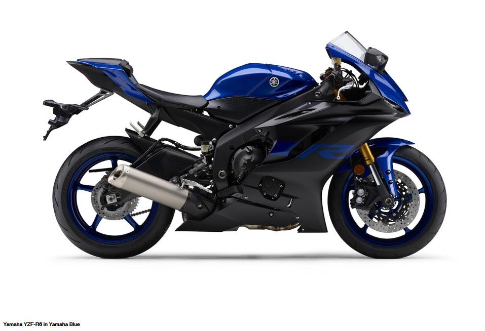 YZF-R6-Yamaha-Blue