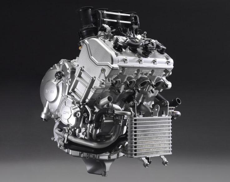 High-output type engine